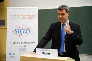 Dr. Markus Söder © STENO/M. Lorenz